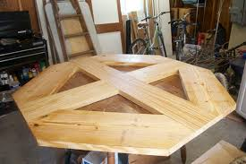 How To Make A Kitchen Table by How To Build A Kitchen Table Plans Voluptuo Us