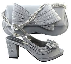 wedding shoes in nigeria 2017 high quality nigeria silver color wedding shoes italian shoes