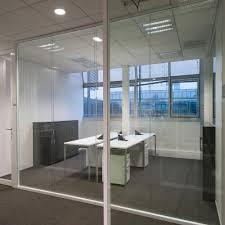 cloison aluminium bureau agencement bureau pose cloison val d oise 95 agencement espace