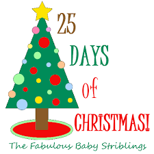 monogram tree topper mandy with multiples 25 days of christmas 2 diy monogram