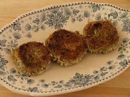 cuisiner un choux vert croquettes de chou vert frisé sainbiosis
