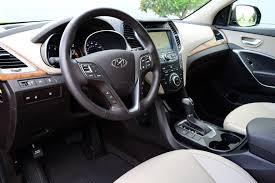 Santa Fe 2013 Interior 2013 Hyundai Santa Fe Limited Fwd Review U0026 Test Drive
