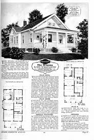 cottage bungalow house plans sears homes 1915 1920 bungalow house plans 1916 luxihome