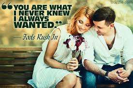 Love Is Not Selfish Quote by Make Him Feel Really Special With These Love Quotes And Sayings