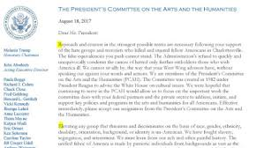 the hidden message in us arts council u0027s mass resignation letter to
