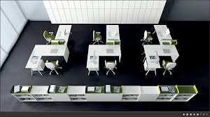 Office Desk Setup Ideas Spaceist Kompany White Corner Office Desk Layout Office Ideas