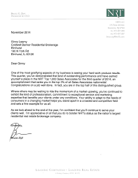 Thank You Letter Business Opportunity by Thank You Nrt