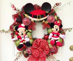 Minnie Mouse Christmas Decorations Mickey Mouse Christmas Decorations Your Wdw Store Disney Ornament