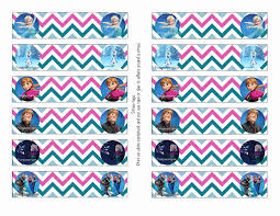 frost party free disney frozen printable party decorations