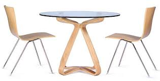 cafe table and chairs new spring summer collection from dakota jackson contemporist