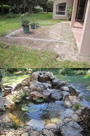 Patio Fountains Diy by 220 Best Pond And Water Garden Diy Ideas Images On Pinterest
