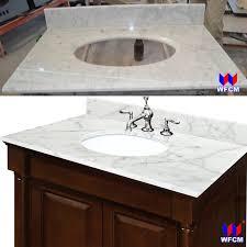 best of bathroom vanity with marble top and bathroom vanities with