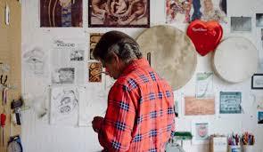 the sketches of tlingit artist robert hoffman juneau empire