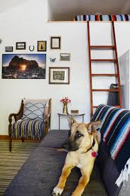 one couple u0027s secrets to sharing 350 square feet after downsizing