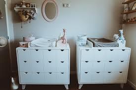chambre pour jumeaux chambre bébé jumeaux inspiration sur l intérieur et les meubles