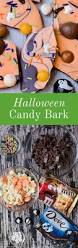 halloween candy dish halloween candy bark recipe baked by an introvert