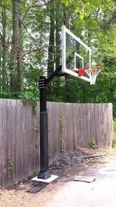 Backyard Basketball Hoops Basketball Hoop Installation Tri State Assembly Llc Pennsylvania