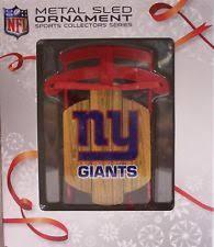 new york giants nfl ornaments ebay