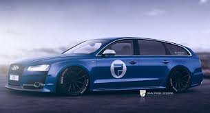 call audi audi s8 avant is what happens when designers call it a day