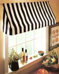 awning window treatments awning valance pattern free knitting patterns