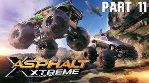 monster truck video game play asphalt xtreme gameplay walkthrough part 11 monster truck