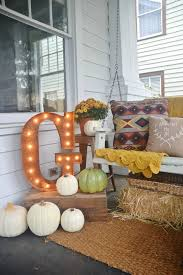 Fall Porch Decorating Ideas The 11 Best Fall Porch Decor Ideas The Eleven Best
