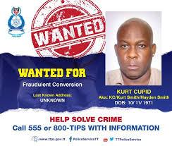 Seeking Cupid Wanted Wednesdays Kurt Cupid Wanted For Fraudulent Conversion