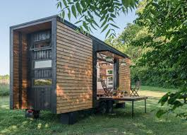 tiny cottages innovative tiny house showcases luxury details on a budget