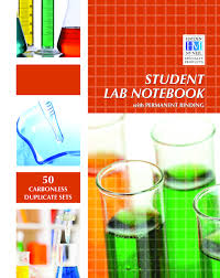 buy student lab notebook top bound 100 carbonless duplicate sets