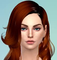 sims 4 hair cc cc hair is shiny looking like plastic the sims forums