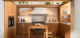 cuisine table cuisine avec table en bois photo 9 10 cuisine tout en bois