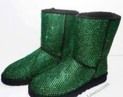 ugg slippers sale free shipping 8 best custom ugg boots made with swarovski elements