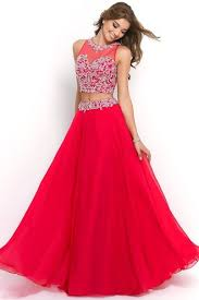 red 2 piece prom dress shop for red 2 piece prom dress on wheretoget