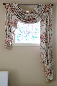hanging the scarf valances wearefound home design
