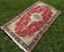 oushak rug 4x6 feet turkish kilim free shipping home decor