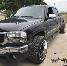 super lowered cars wheel offset 2005 gmc sierra 2500 hd super aggressive 3 5 lowered