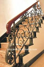 Fer Forge Stairs Design Top Selling Modern Newest Steel Flat Bar Stair Handrail Buy