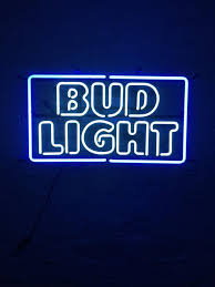 bud light neon light bud light neon sign in st helens merseyside gumtree