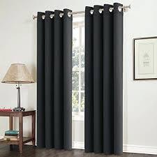 Black Tab Top Curtains Black Tab Top Curtains Black Tab Top Design Ideas Curtains Home