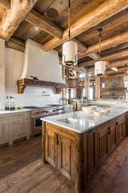 rustic kitchen island ideas kitchen traditional with rustic