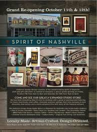 anderson design group home of the spirit of nashville food trucks coffee and chocolate tastings today at anderson