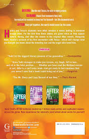 How To Make A Cover For Wattpad Before The After Series Anna Todd 9781501130700 Amazon Com Books