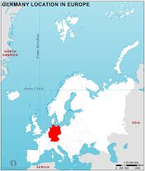 germany europe map germany location map in europe germany location in europe