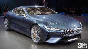 800 series bmw this is the bmw 8 series concept
