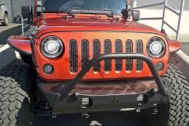 jeep chrome amazon com razer auto 07 15 jeep wrangler jk headlight chrome