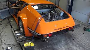 Alpine Renault A310 By Playmotorsport Nl Dyno Run At Beek Auto