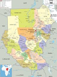 South Africa Political Map by South Sudan Map Map Travel Holiday Vacations