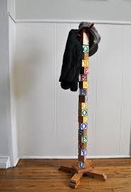 diy hall coat rack bench plans pdf download wood ladder shelf
