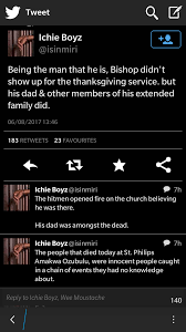 real story about thanksgiving anambra shooting real story behind the killings fabmimi blog
