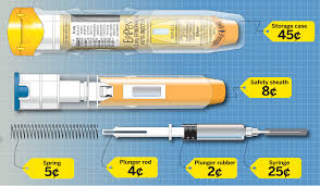 epipen outrage it costs about 8 to make a 2 pack engineers say